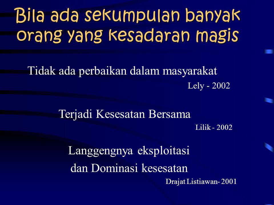 Aliran KRITIS Aliran kritis didirikan oleh Felix J.