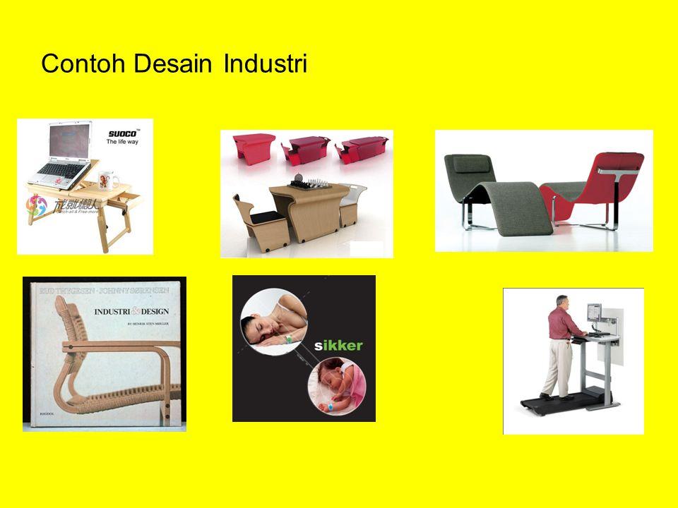 Contoh Kasus Desain Industri