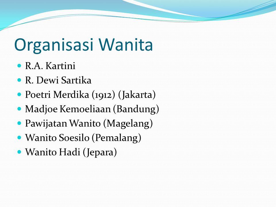 Organisasi Wanita R.A.Kartini R.