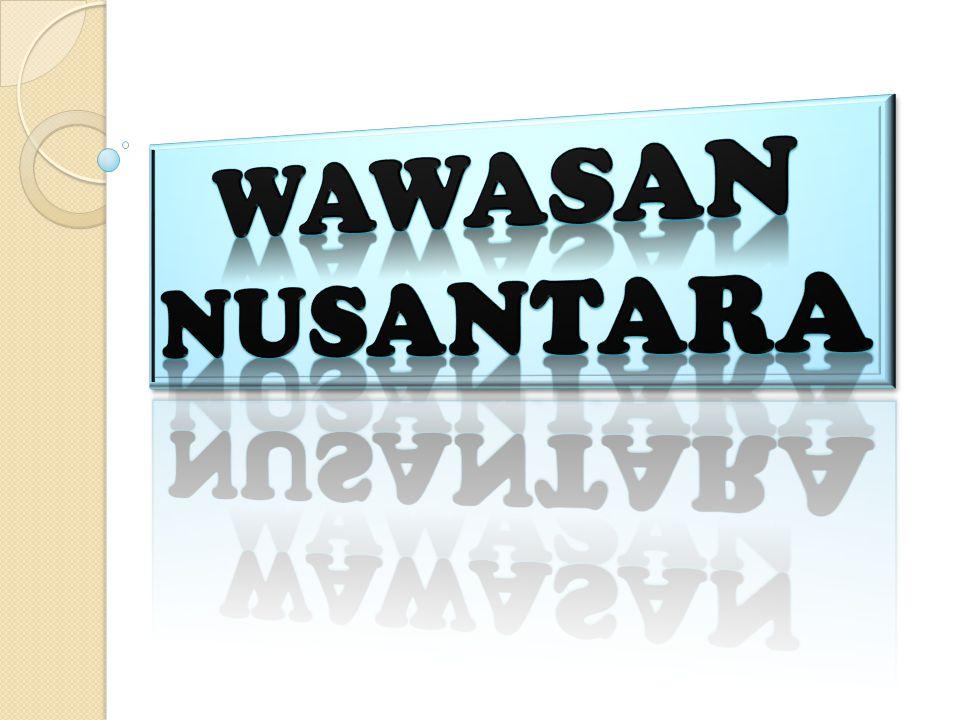 MANFAAT NYATA WASANTARA Terintegrasinya wilayah darat dan laut Indonesia dalam satu kesatuan.
