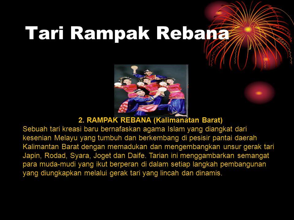 Tari Rampak Rebana 2.