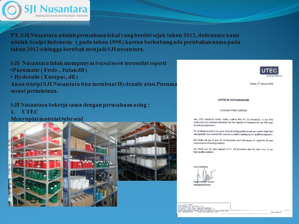 PT. SJI Nusantara adalah perusahaan lokal yang berdiri sejak tahun 2012, dulu nama kami adalah Sealjet Indonesia ( pada tahun 1998 ) karena berhubung