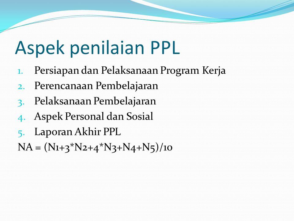 Agenda Rapat 9-6-14 Pelaksanaan PPL 2014 Sekolah Laboratorium PPL dalam kerangka Kurikulum yang akan datang