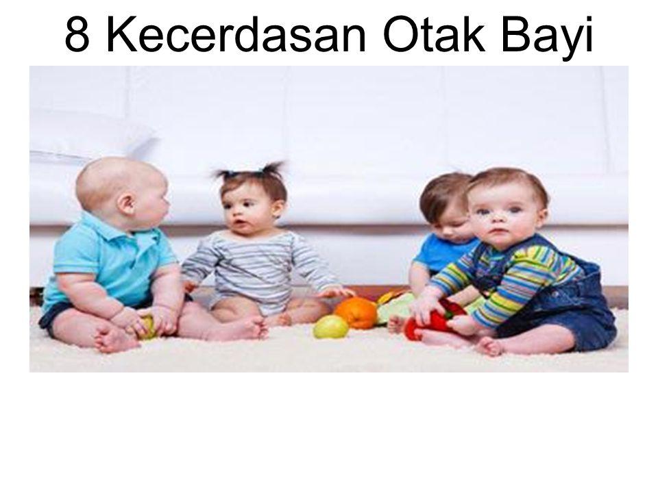 8 Kecerdasan Otak Bayi