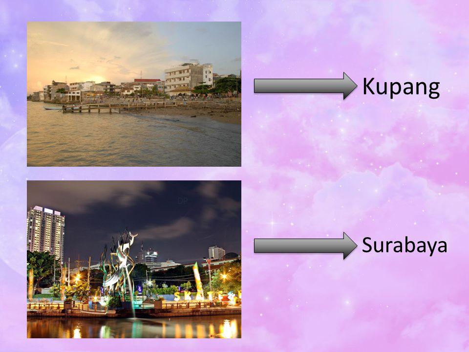 Kupang Surabaya
