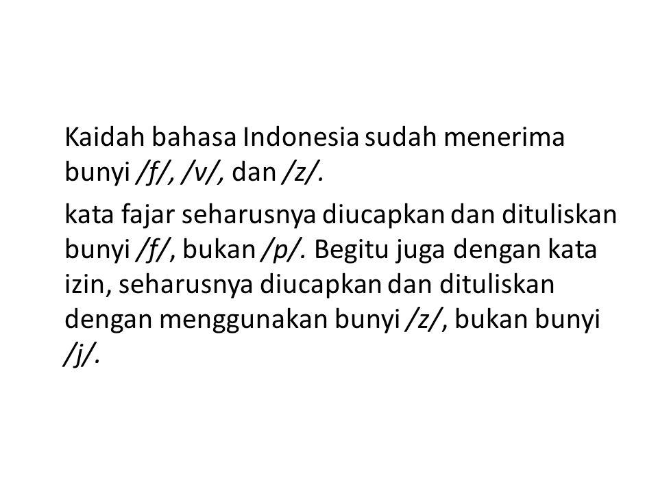 2.2 Kalimat Efektif a.