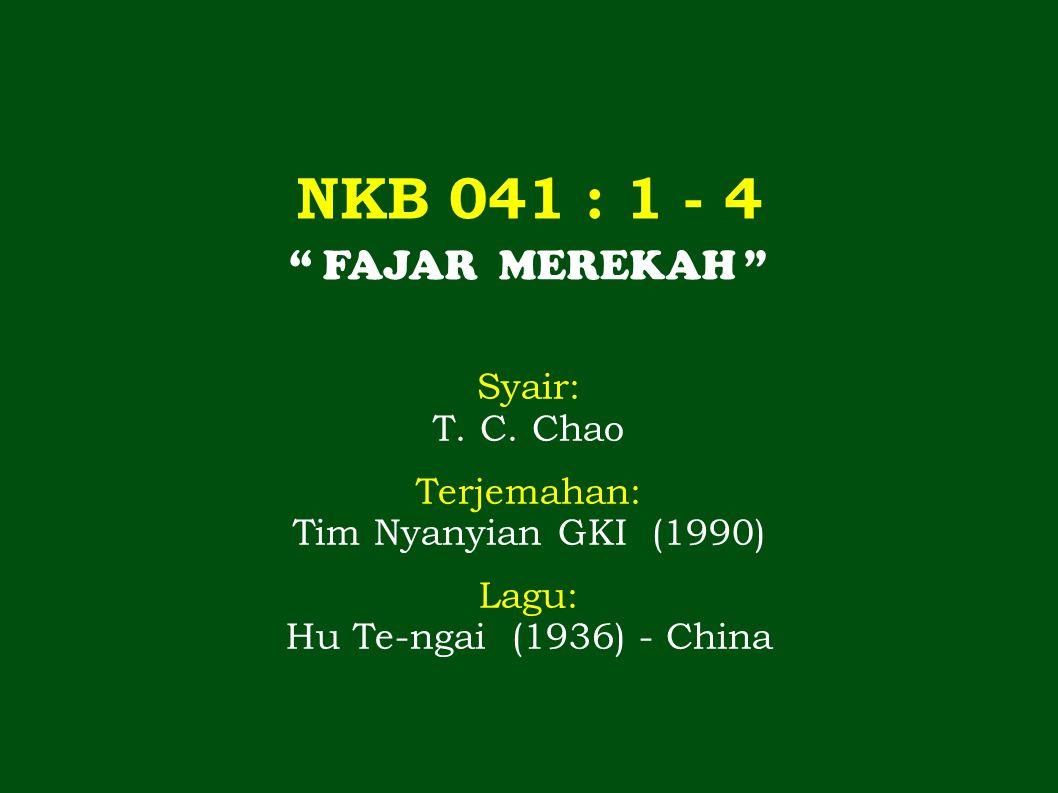 1 2 3 1 6< | 5<.6< 5< 0 | Fa - jar me- re - kah 1 2 3 5 3 | 5..
