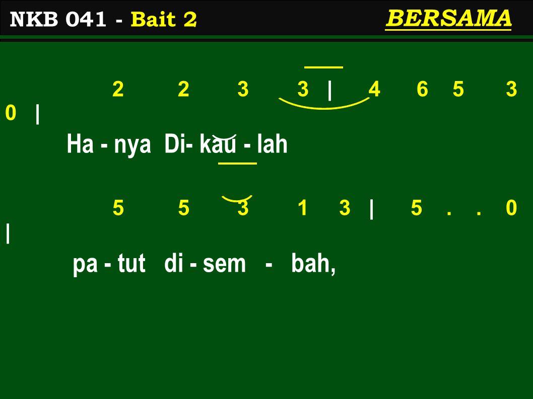 5< 5< 1 1 | 3.2 1. | Pem-b ri kur - ni - a 6< 1 6< 5< 3< | 5<...
