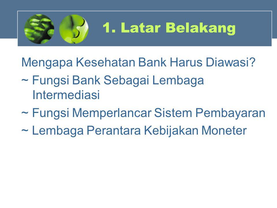 2.Strategi Pengawasan Oleh Bank Indonesia 1.
