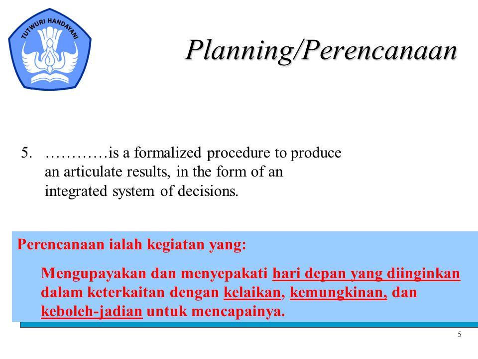 6 Evaluasi adalah : Upaya yang sistematik untuk menghimpun danmengolah data (=fakta dan informasi) yang handal dan syahih, darimana dapat disimpulkan kenyataan, yang dapat digunakan sebagai landasan tindakan manajemen untuk mengelola kelangsungan lembaga atau program.