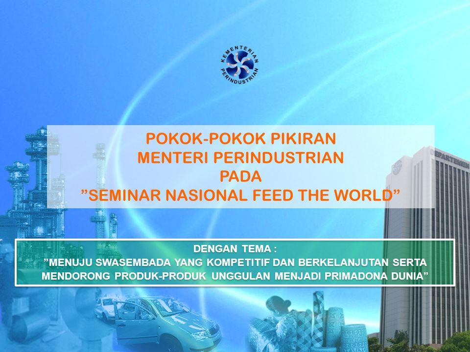 Agro e. Industri Gula (Permenperin No.116/M-IND/PER/10/2009) 22