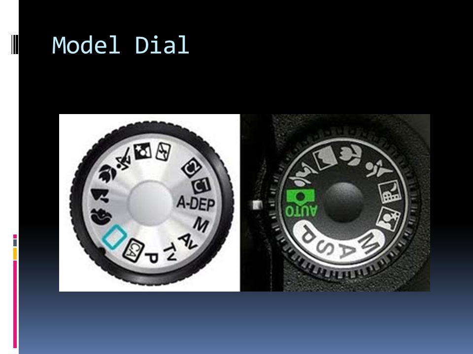 Model Dial