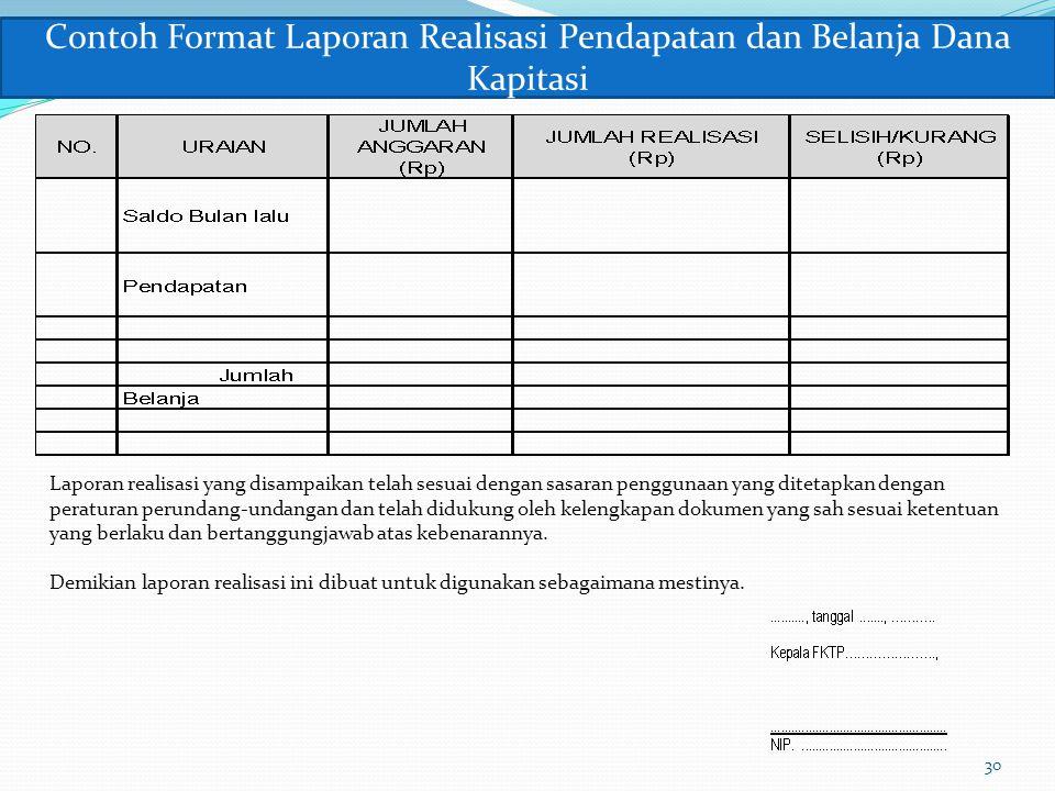 31 Contoh Format Surat Pernyataan Tanggung Jawab Kepala FKTP SURAT PERNYATAAN TANGGUNG JAWAB Nama FKTP........................................