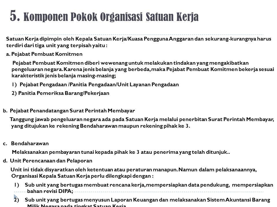 Sistem Pengendalian Intern Pemerintah diatur dalam PP No:80/2008 sbg pelaksanaan dari psl 58 UU No 17/2003 ttg Keuangan Negara, al: a. Lingkungan Peng