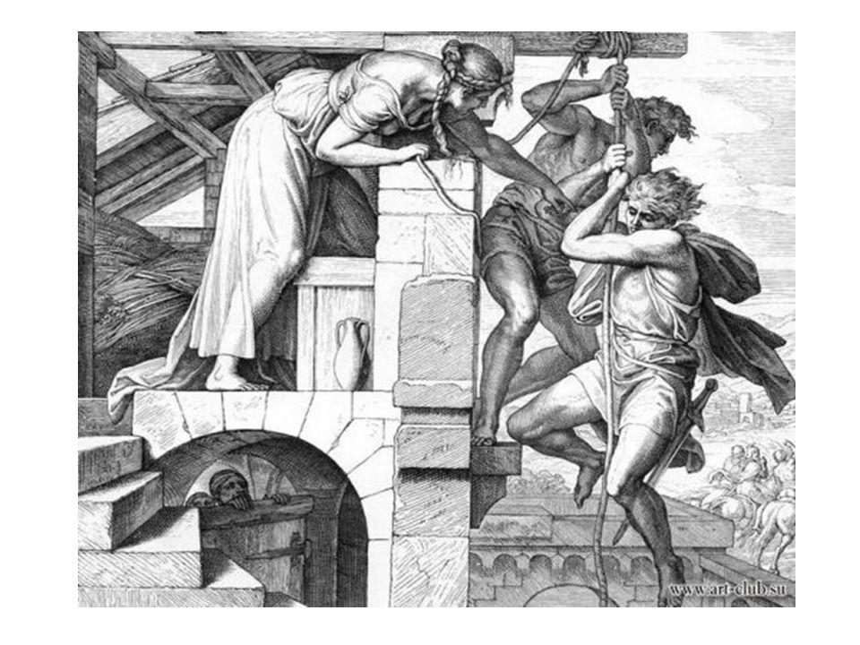PENDAHULUAN: Ilustrasi: Setiap orang bisa dikenal berdasarkan profesinya dimasa lalu,baik tokoh Alkitab atau tokoh modern.