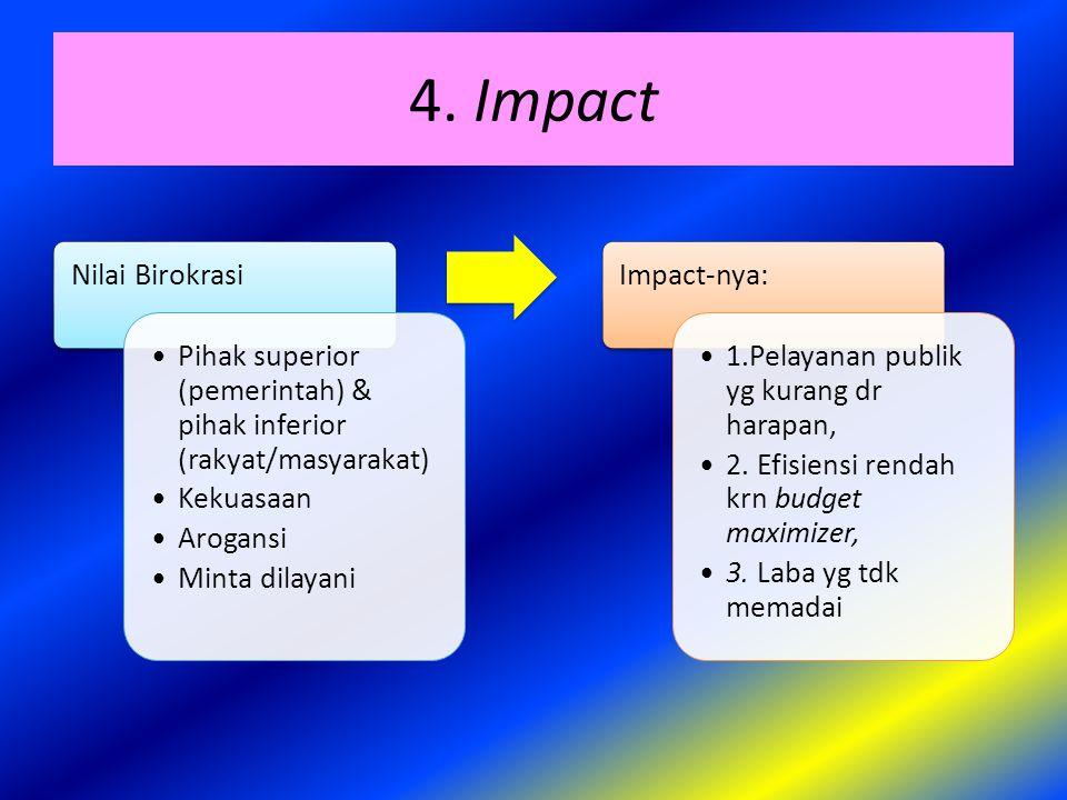 B.Permasalahan Budaya Perusahaan Cendrung berorientasi pd prosedur drpd substance focus.