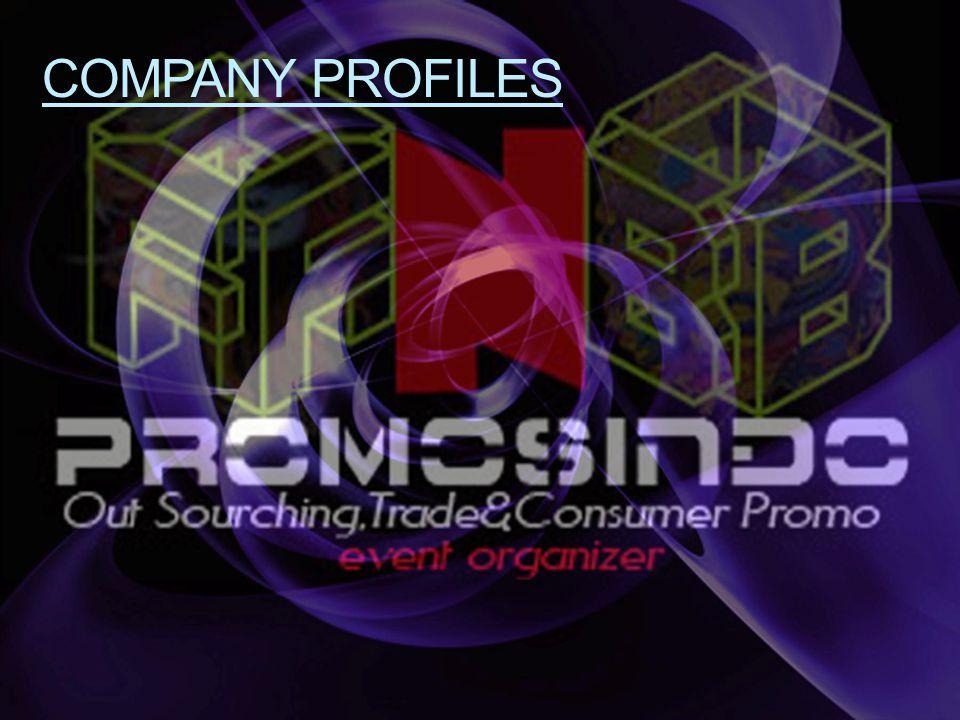 PEMBUKAAN Salam perkenalan dari FnB Promosindo,kami adalah perusahaan yang bergerak dibidang penyediaan tenaga kerja kantor,promosi (outsourching ),penyediaan jasa pelaksanaan promosi( Trade & Consumer promo) & juga event organizer.