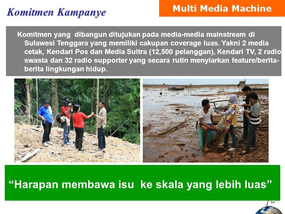 Kampanye Online Bersama ? Jaringan M3 Sulawesi Praktek Cerdas KTI