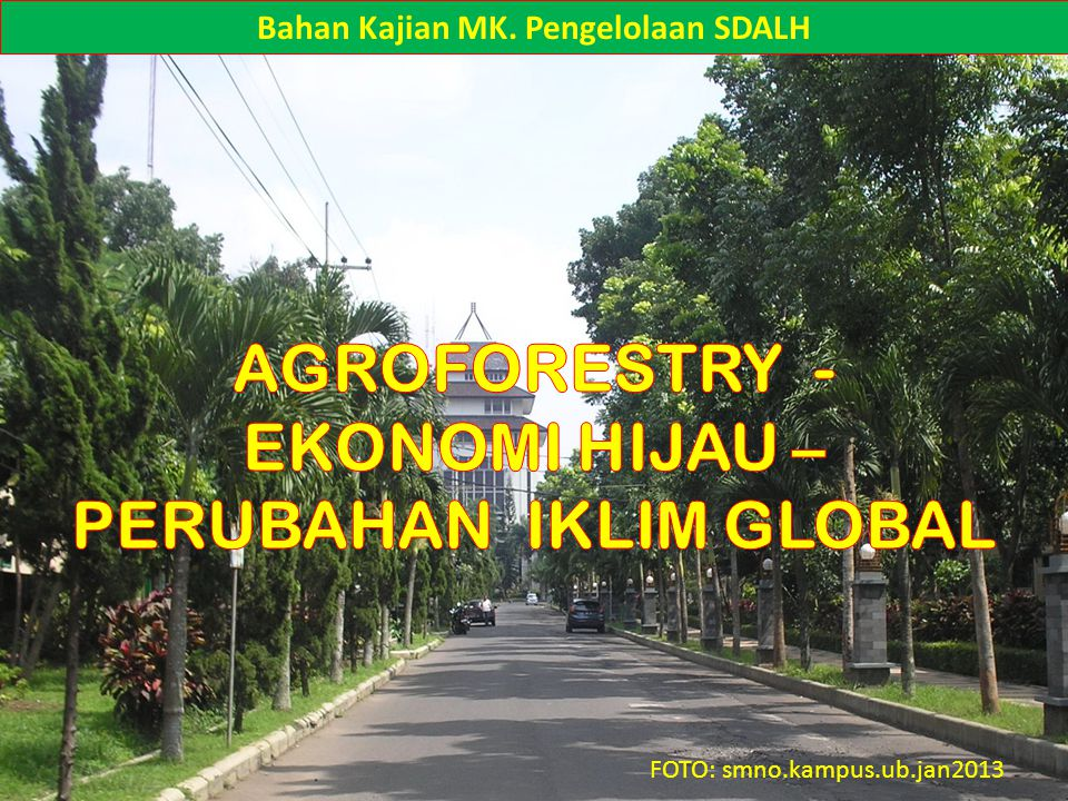 Green Economy What is the Green Economy.
