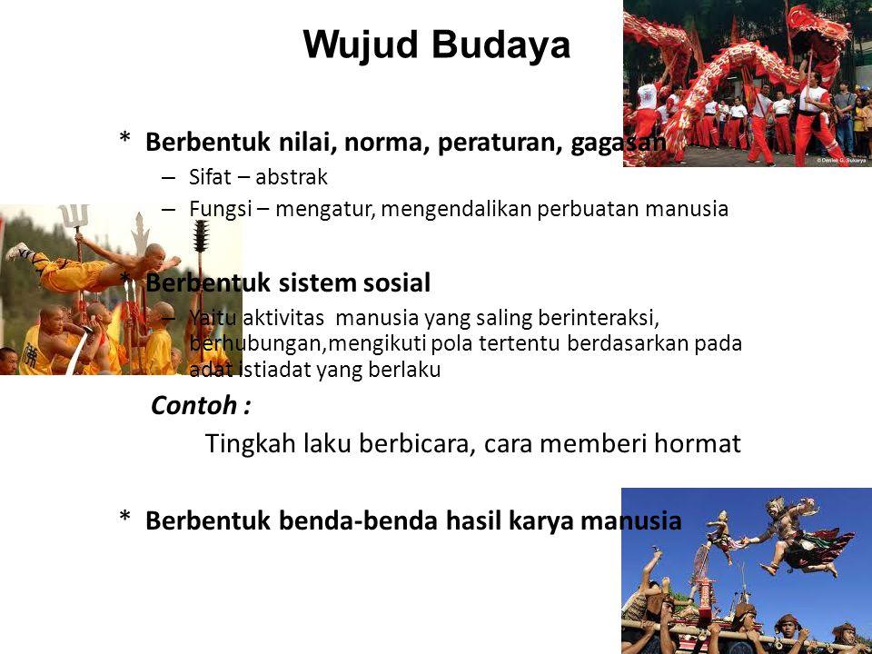Tingkatan Budaya Formal B udaya pada tingkatan ini merupakan tradisi atau kebiasaan yang dilakukan oleh sebuah masyarakat yang turun-temurun dari satu generasi ke generasi berikutnya dan hal tersebut bersifat resmi / formal Contoh: mengemudi pada jalur sebelah kiri (Indonesia) atau sebelum memasuki ruangan mengetuk pintu terlebih dahulu Formal Informal Teknis