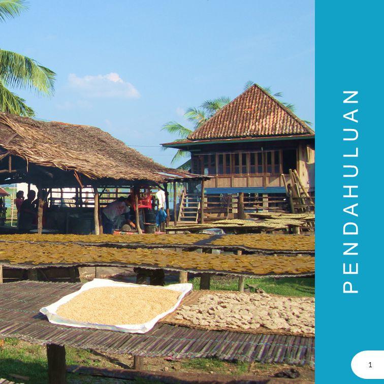 LOKASI Lokus kegiatan P2KPB adalah kawasan non perkotaan yang merupakan bagian dari wilayah kabupaten.