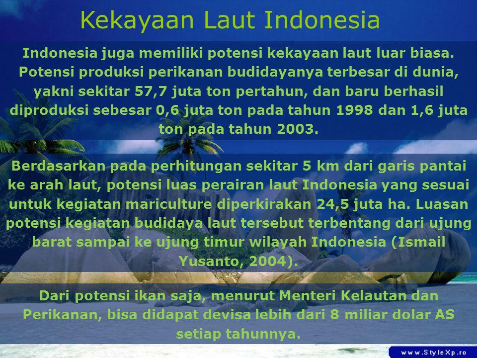 Menurut laporan Walhi yang diterbitkan tahun 1993, rata-rata hasil hutan di Indonesia setiap tahunnya ketika itu adalah 2,5 miliar dolar. Kini diperki