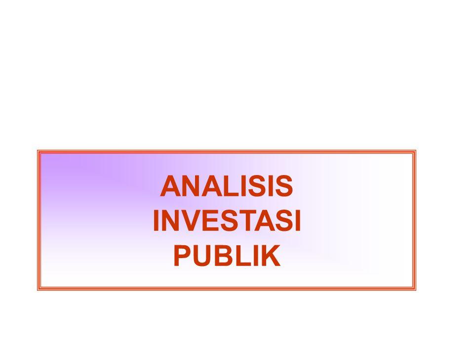 ASPEK KELAYAKAN INVESTASI 1.Aspek Teknis Jika usulan investasi tidak layak secara teknis, maka menduduki prioritas pertama untuk ditolak