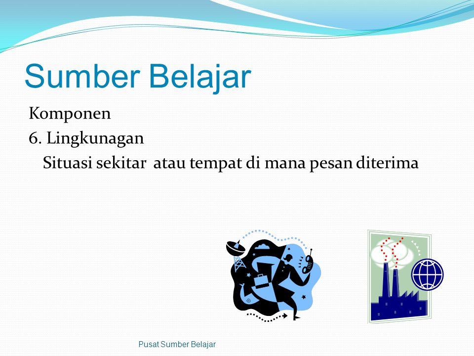 Sumber Belajar Komponen 5.
