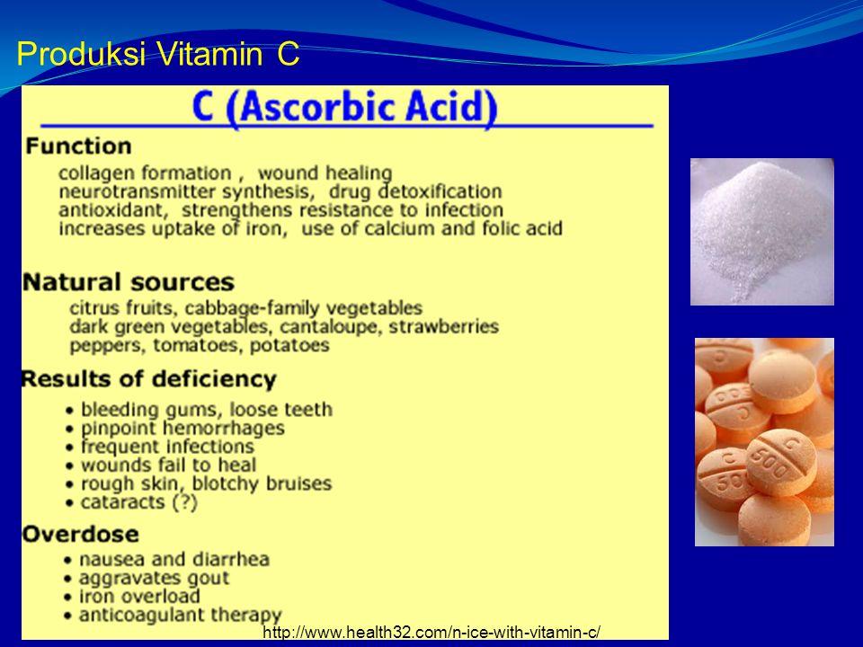 http://www.health32.com/n-ice-with-vitamin-c/ Produksi Vitamin C