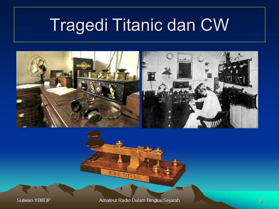 Sulwan-YB8EIPAmateur Radio Dalam Bingkai Sejarah7 Tragedi Titanic dan CW Marconis Titanic Harold Bridge Marconis Titanic John Philipss