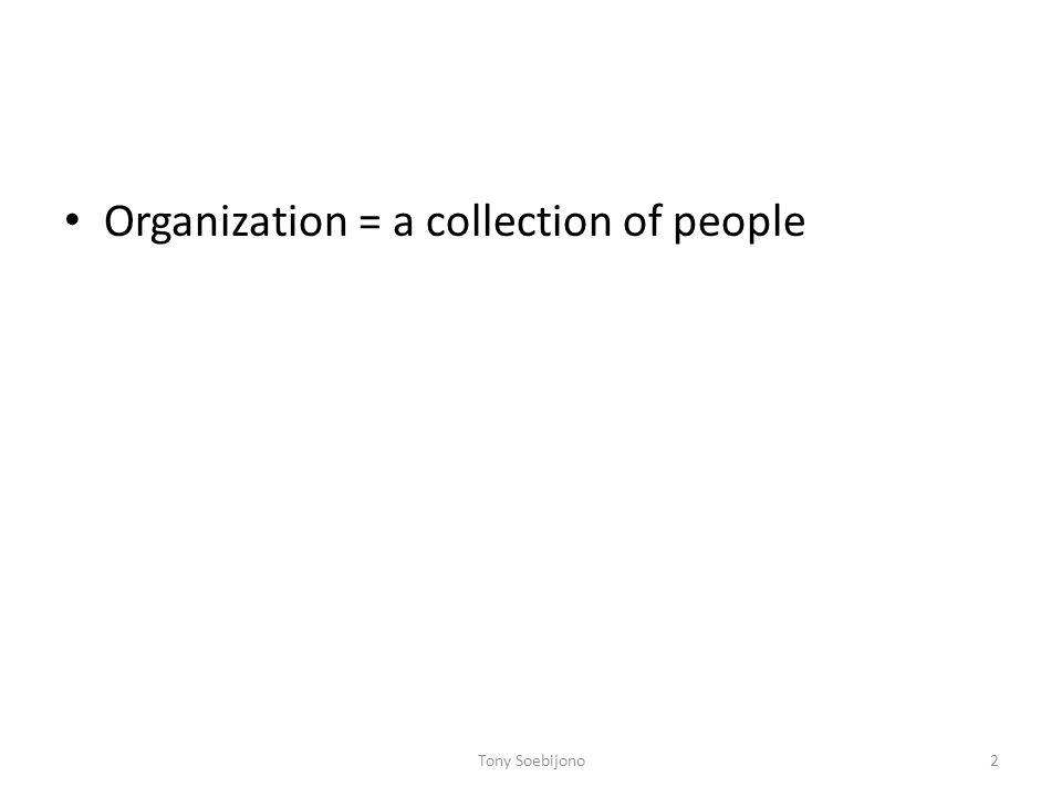 Max Weber Pemikir dalam ilmu sosial Orientasi pemikiran pada penjelasan mengenai organisasi Teori birokrasi, yang mempunyai sifat : – Adanya spesialisasi atau pembagian kerja – Adanya hierarki yang berkembang – Adanya suatu sistem dari suatu prosedur dan aturan – Adanya hubungan-hubungan kelompok – Adanya promosi dan jabatan berdasarkan kecakapan Seseorang membutuhkan bantuan untuk sampai kepada pertimbangan yang baikdengan mengatur tata hubungan kerja dan spesialisasi prosedur dan aturan