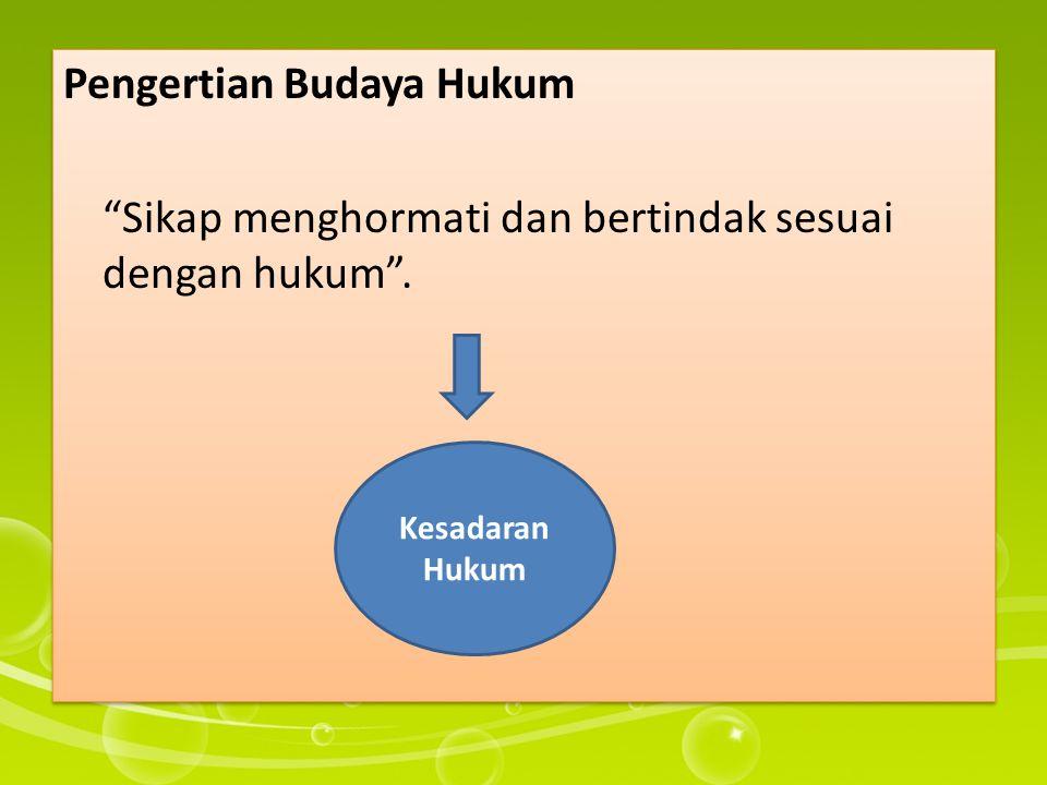 Pembaruan sistem hukum nasional: Reformasi Kelembagaan (Institutional Reform) Reformasi Perundang-undangan (Instrumental Reform) Budaya Hukum (Cultural Reform)