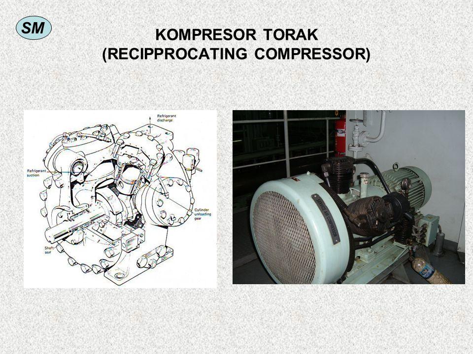 SM KOMPRESOR TORAK (RECIPPROCATING COMPRESSOR)