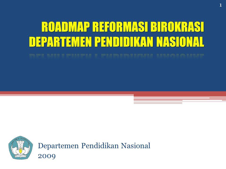Departemen Pendidikan Nasional 2009 1