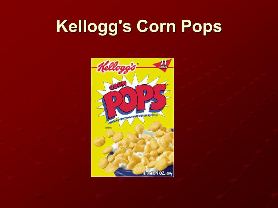 Kellogg's Corn Pops