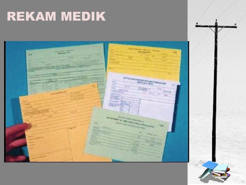 Informasi Lain Memuat informasi tambahan berupa prosedur diagnosis tambahan, rencana follow up setelah KRS.