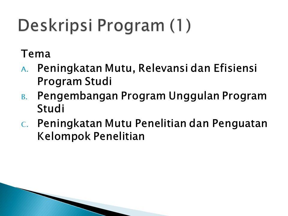  Pasal 1:  (22) Program studi adalah program yang mencakup kesatuan rencana belajar sebagai pedoman penyelenggaraan pendidikan yang diselenggarakan atas dasar suatu kurikulum serta ditujukan agar peserta didik dapat menguasai pengetahuan, keterampilan, dan sikap sesuai dengan sasaran kurikulum.