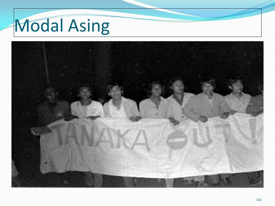 Modal Asing 24