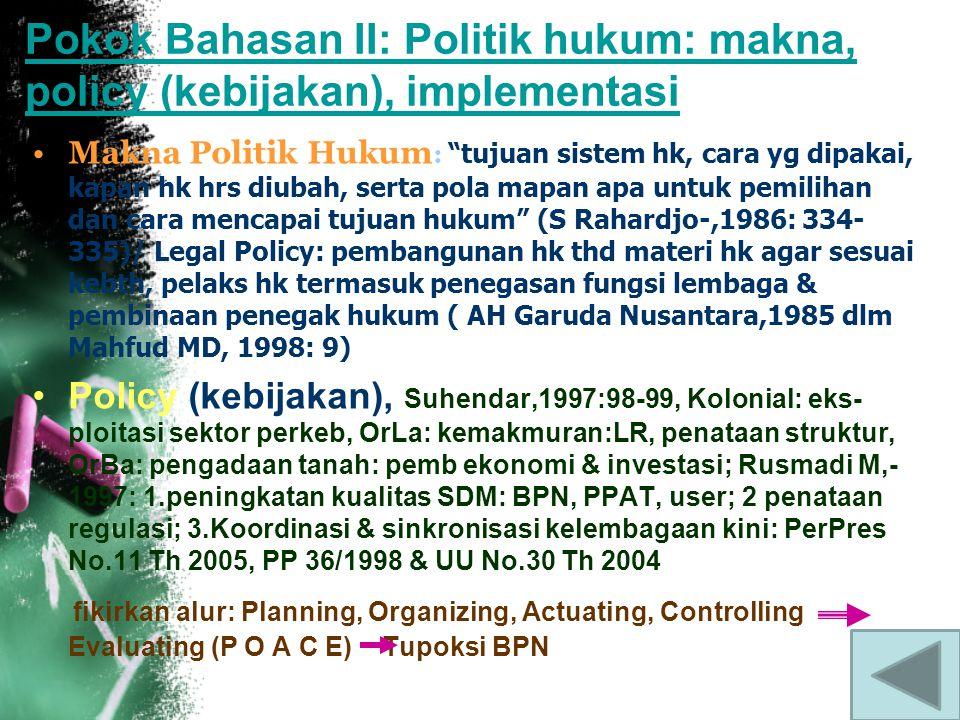 HAK ATAS TANAH DI INDONESIA MENURUT UUPA UrutanJenis HATDiatur Dlm PasalJangka Waktu 6.Right of Lease ( Buildings)Art 44 – 45 of BALBased on the Contr
