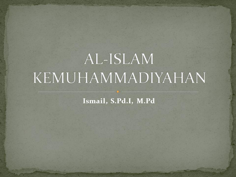Ismail, S.Pd.I, M.Pd
