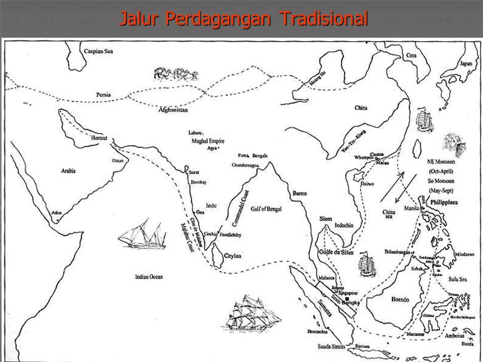 Jalur Perdagangan Tradisional