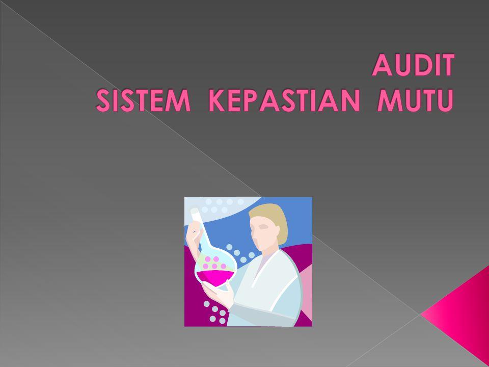 6.Memperoleh sertifikasi formal dari program manajemen mutu 7.