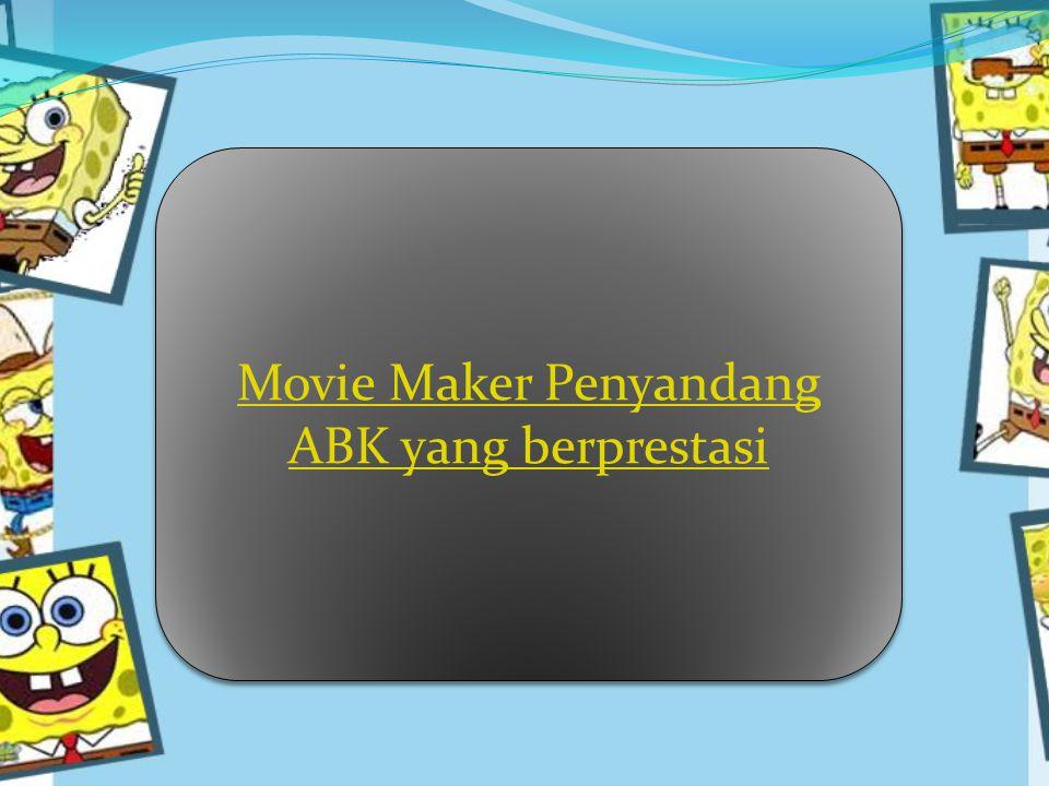 Movie Maker Penyandang ABK yang berprestasi Movie Maker Penyandang ABK yang berprestasi