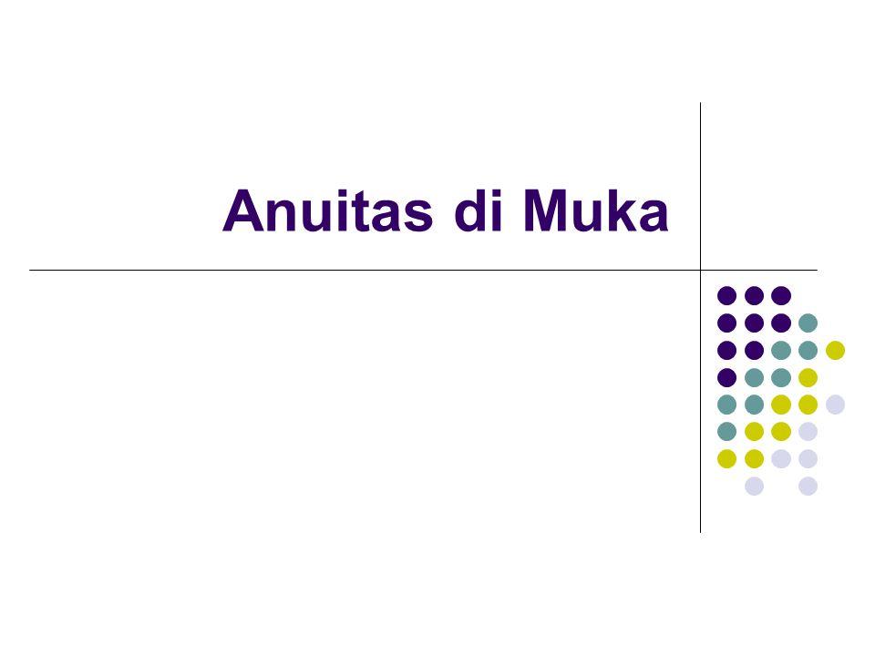 Cont… Rumus mencari nilai tingkat bunga ( i ) dari annuity due / anuitas dimuka untuk nilai yang akan datang (future value)