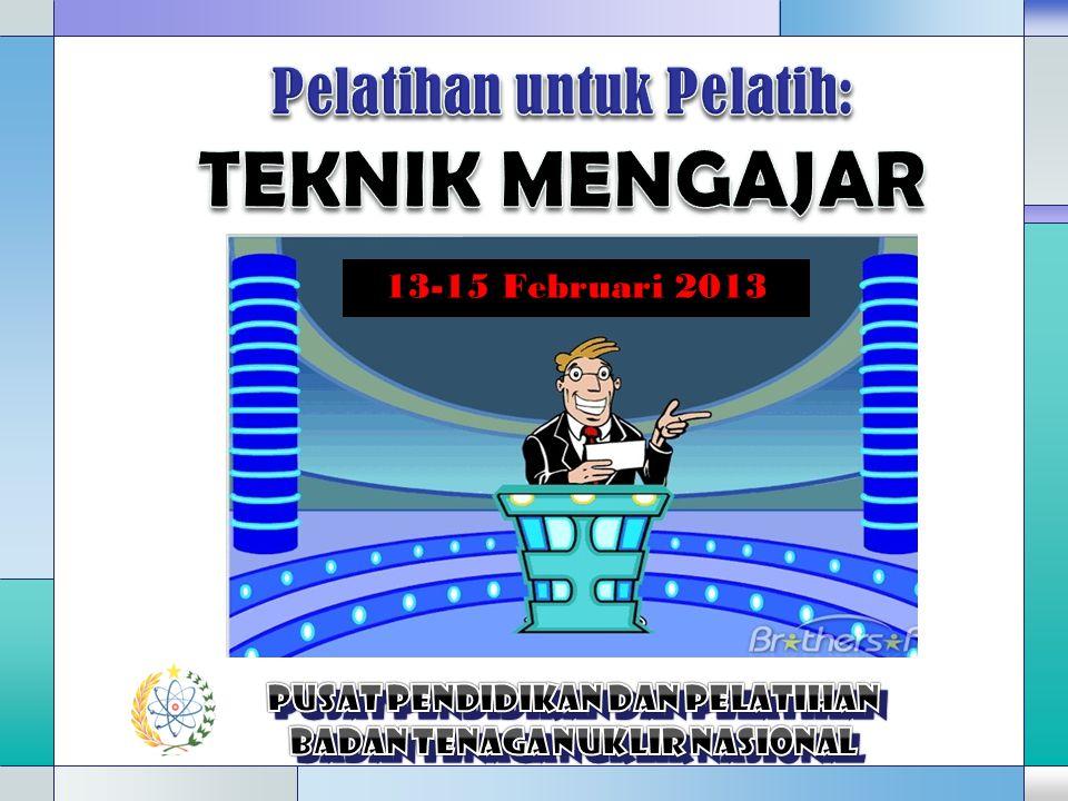 13-15 Februari 2013