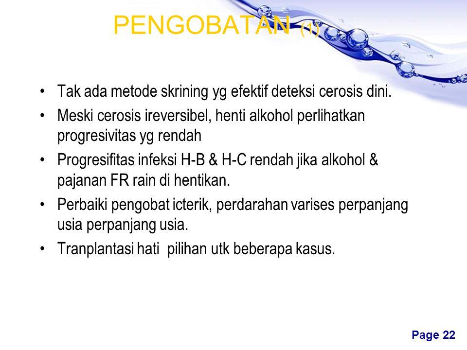 Free Powerpoint Templates Page 21 SASARAN VASINASI HB DEWASA Pasien & staf institusi org cacad Pasien Hemodialisa Penerima prosuk darah Kontak rumah t