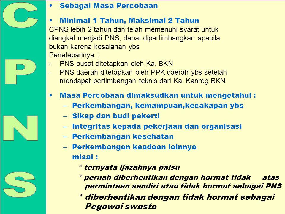 80 % dari gaji pokok berlaku TMT ybs telah melaksanakan tugas  surat pernyataan Ka. Kantor atau satuan org. ybs Pengusulan pembayaran gaji kepada KPK