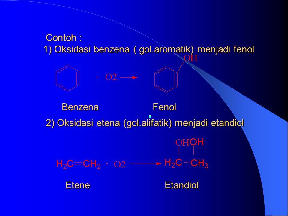 Gambar 6.2 Biotransformasi toksikan Sumber : Arien,J.E, Toksikologi Umum,1986