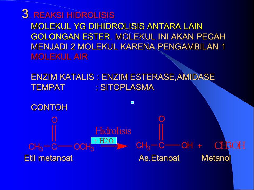 b. Reduksi Aldehid menjadi alkohol primer Etanal Etanol c. Reduksi Keton menjadi aldehid Dimetil Keton propanal b. Reduksi Aldehid menjadi alkohol pri