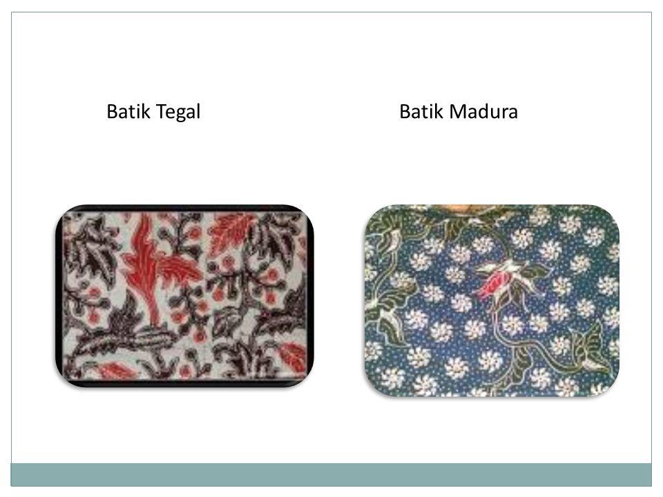 Batik MaduraBatik Tegal
